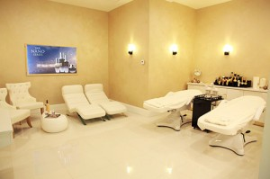 Indulge in our VIP room, whether on your own or in a group you will have a relaxing experience.