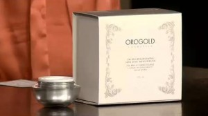 orogold wrinkle cream