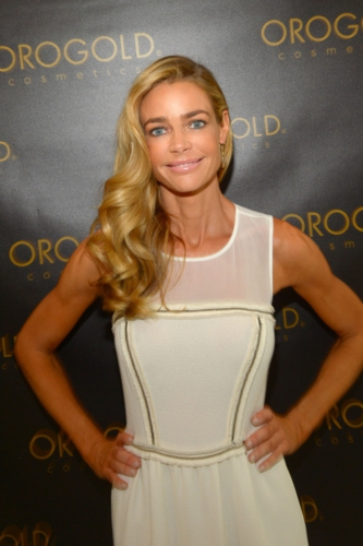 Oro Gold Announces Denise Richards as New Spokesperson