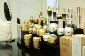 many different orogold skin care products