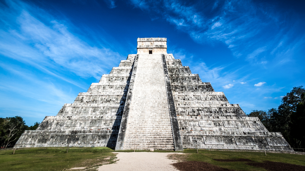The history and beach resorts of Mexico add up to a great honeymoon destination