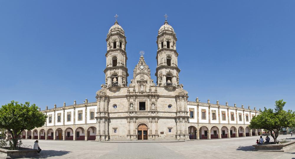 Basilica de Zapopan, Jalisco, Mexico