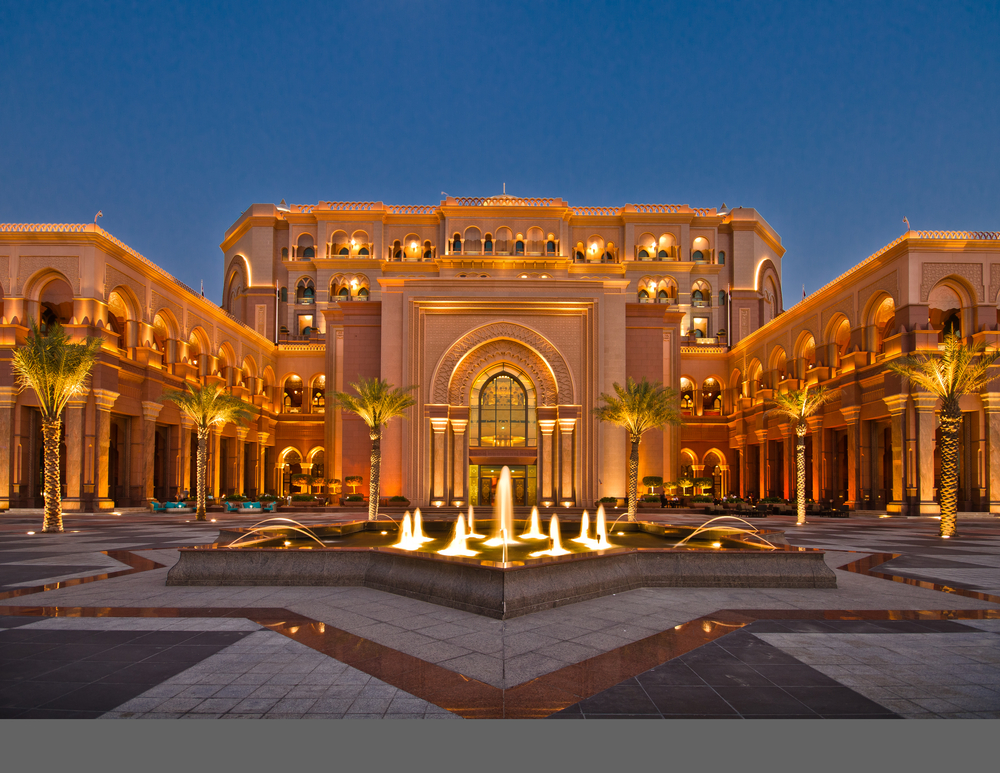 Orogold examines the most exclusive hotels in the world for Emirates hotel dubai