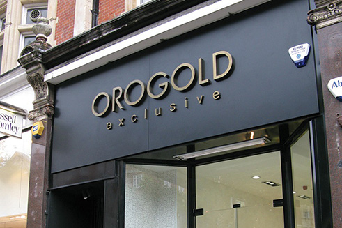 OROGOLD London