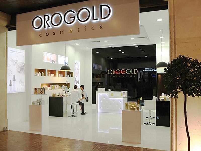 OROGOLD Russia, Vegas City Mall