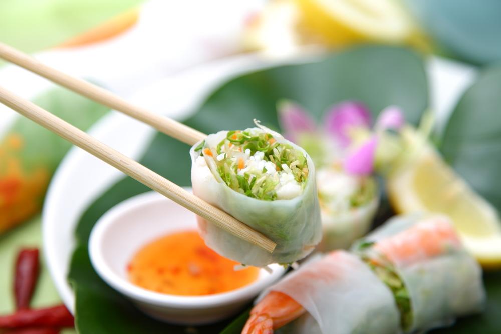 Image of a beautiful Vietnamese dish.