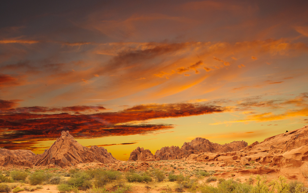 Valley of Fire, Nevada.