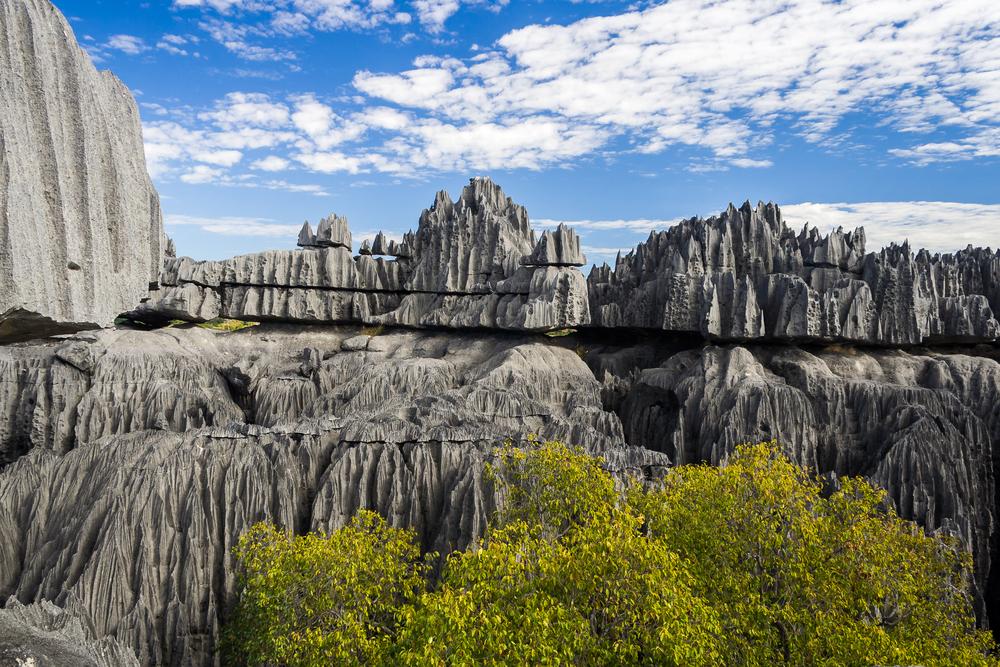 The Tsingy de Bemaraha, Madagascar