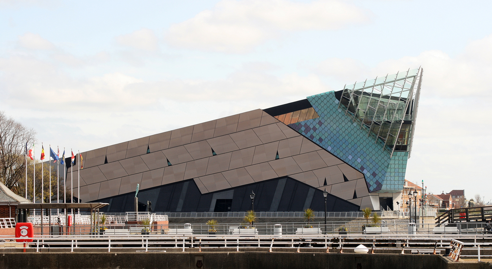The Deep, Hull, UK