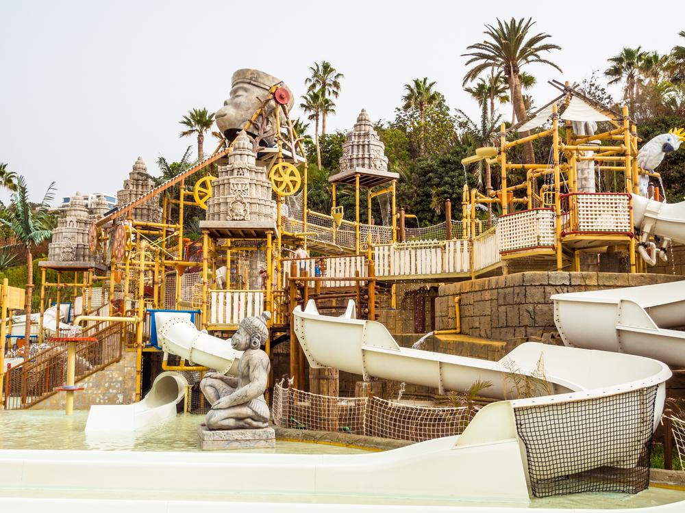 Siam Park, Spain