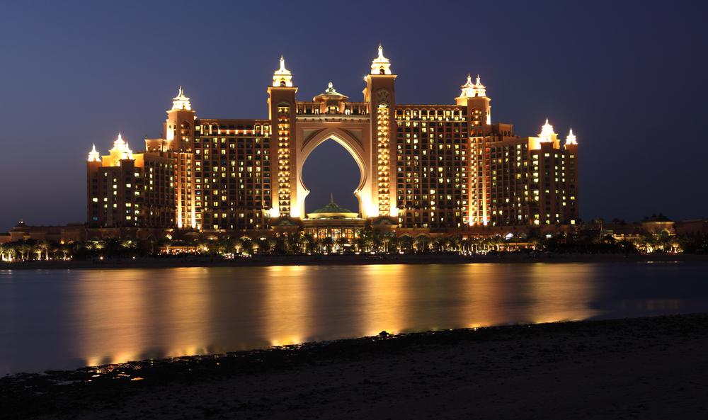 Hotel Atlantis, Dubai.