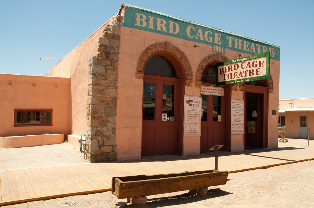 Bird Cage Theater, Tombstone