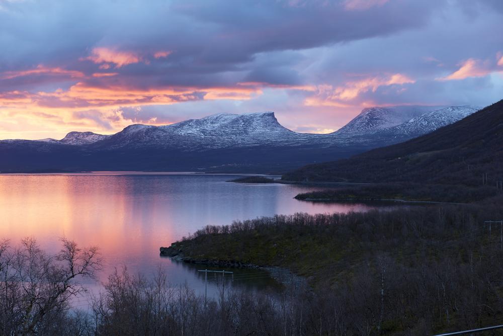 Swedish Lapland, Sweden
