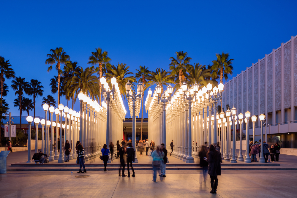 Los Angeles County Museum of Art.