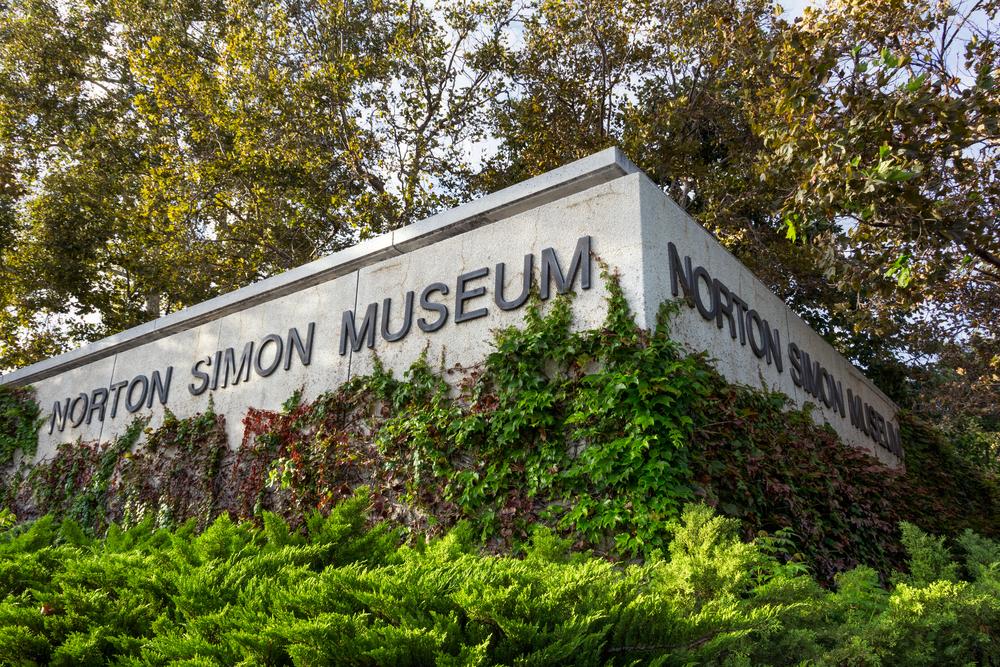 Norton Simon Museum.