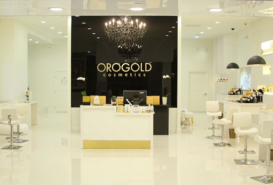 OROGOLD Store in Bellevue, Seattle