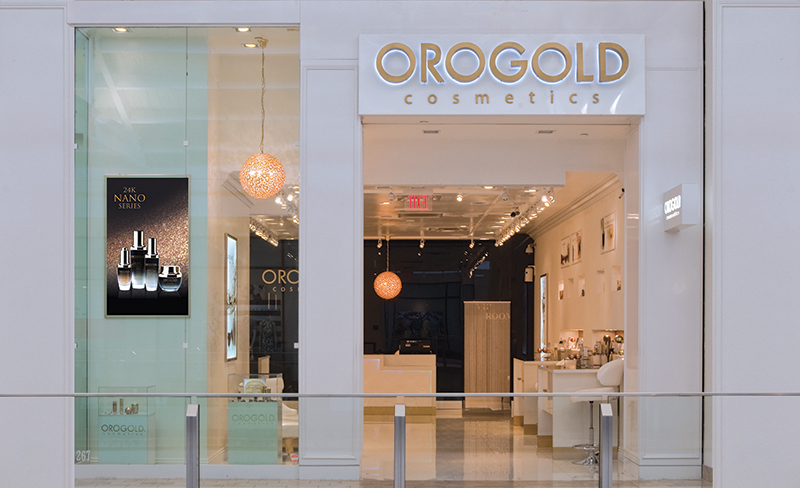 OROGOLD Store in North County Mall, Escondido