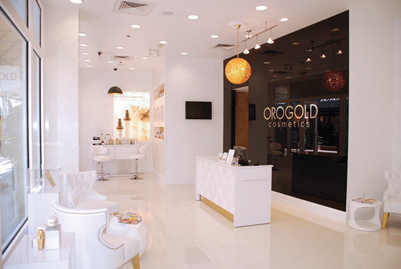 OROGOLD Store in Irvine, Orange County