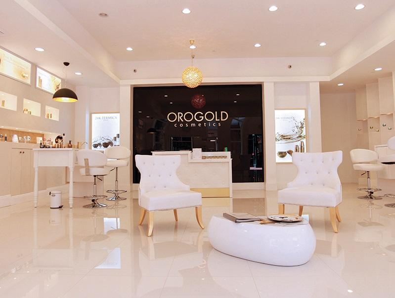 OROGOLD Store in Santa Barbara