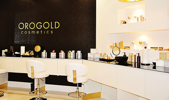 OROGOLD Copley Place Mall Store