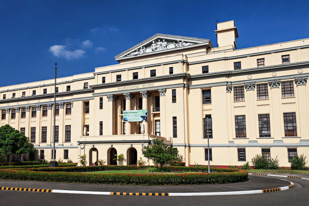 National Museum of the Philippines, Manila