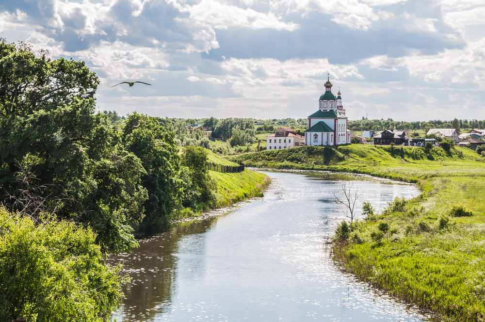 lias Church - Orthodox church, Suzdal, Russia