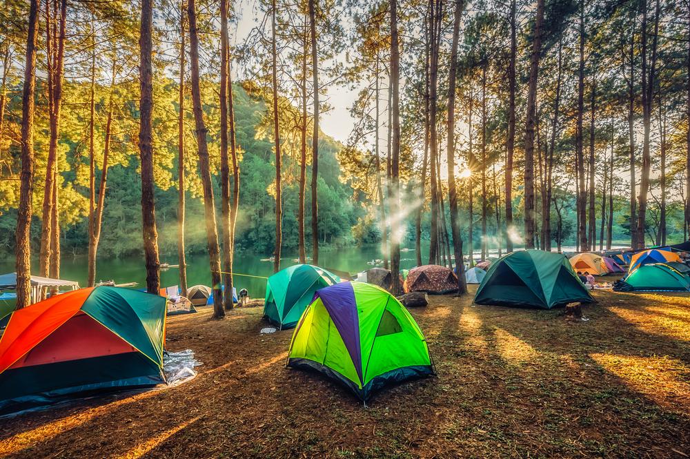 Camping in East Hampton