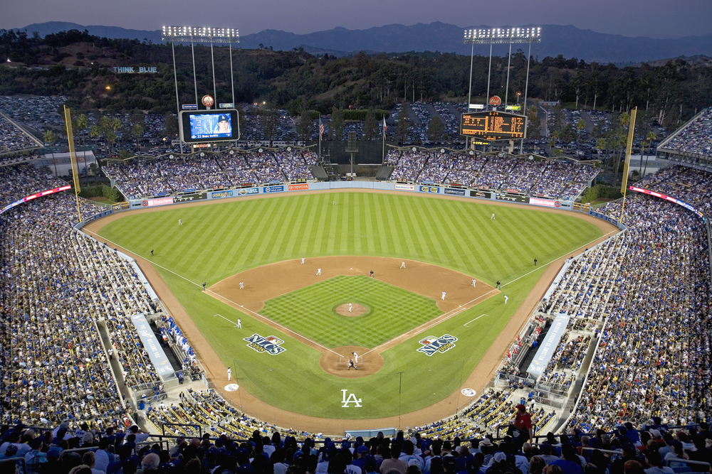 Dodgers Stadium