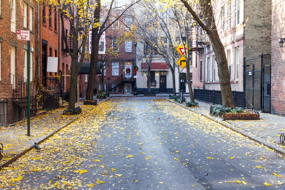 The West Village in New York