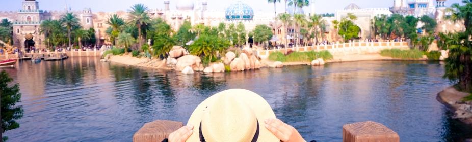 Orlando theme park