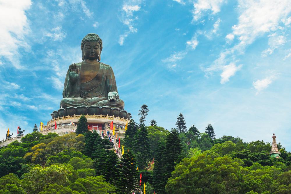 Tian Tan Buddha, Lantau