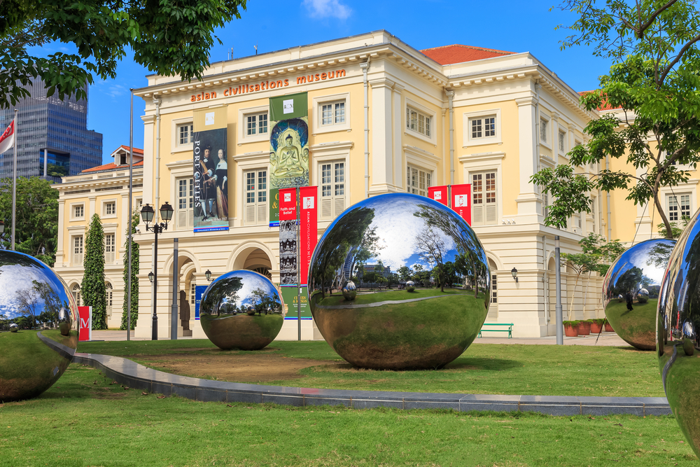 Asian Civilization Museum, Singapore