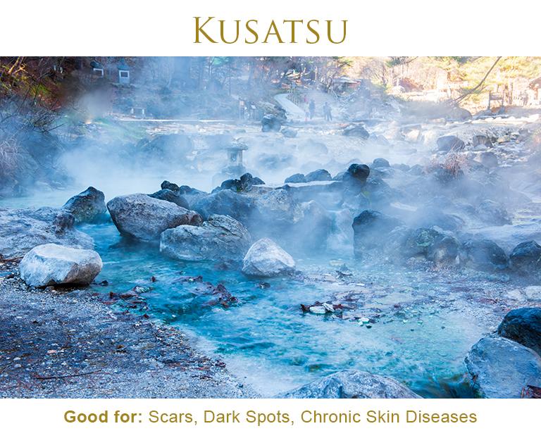 good for scars, dark spots, chronic skin diseases