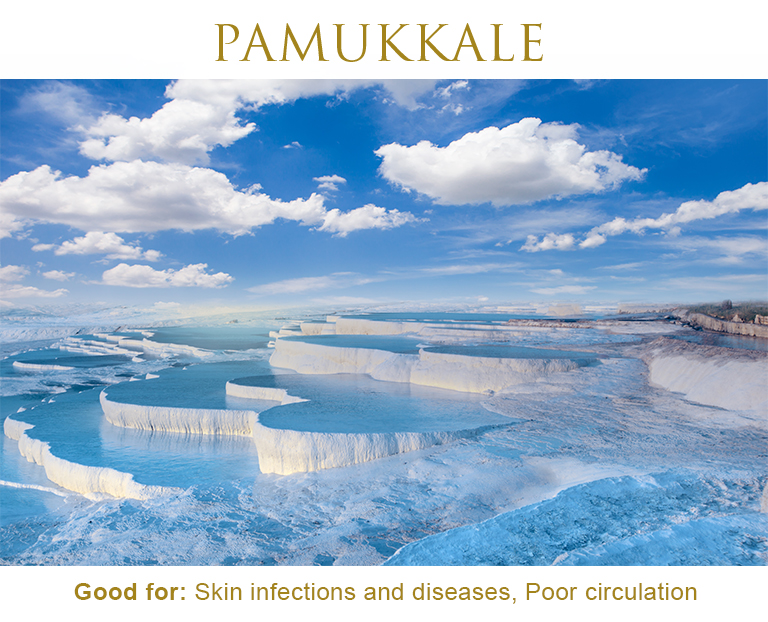 Good for skin infections and diseases