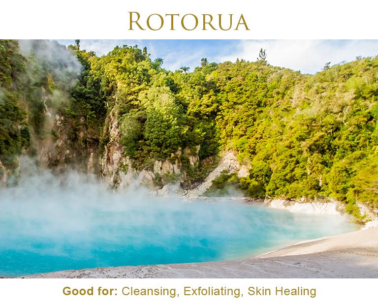 good for cleansing, exfoliating, skin healing