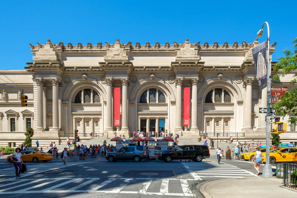 The Met, New York