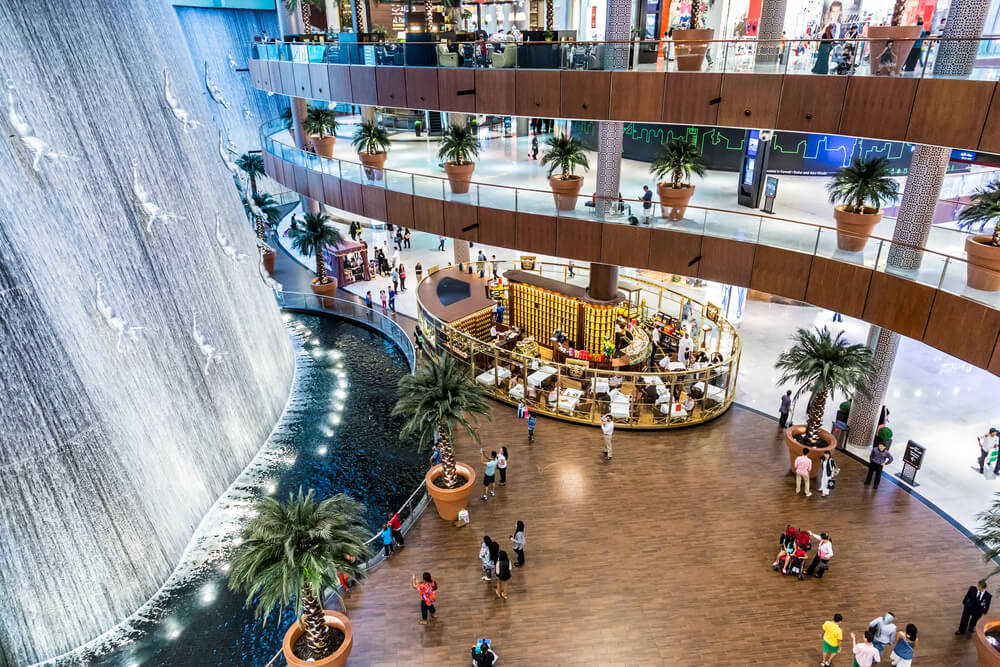 The Most Impressive Malls in the World